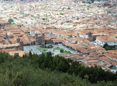 découverte du centre historique de Cusco
