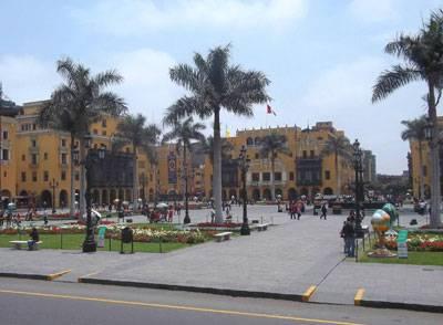 Passez une journée à Lima