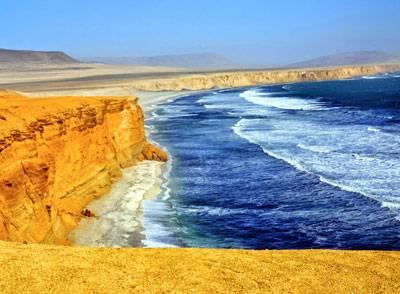 Voyage réserve nationale de Paracas et l'oasis de Huacachina