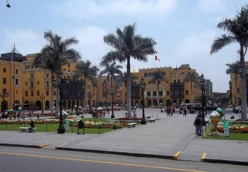 Lima, capitale du Pérou