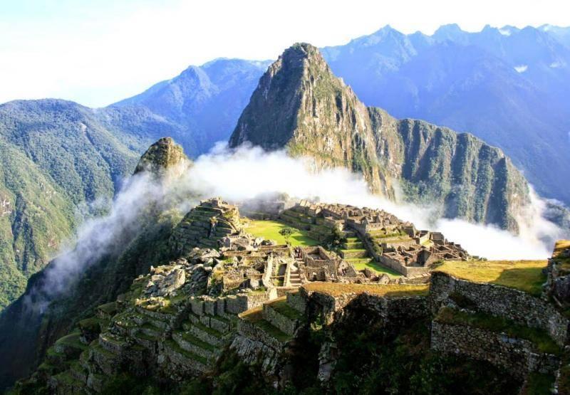Machu Picchu, l'une des merveilles du monde