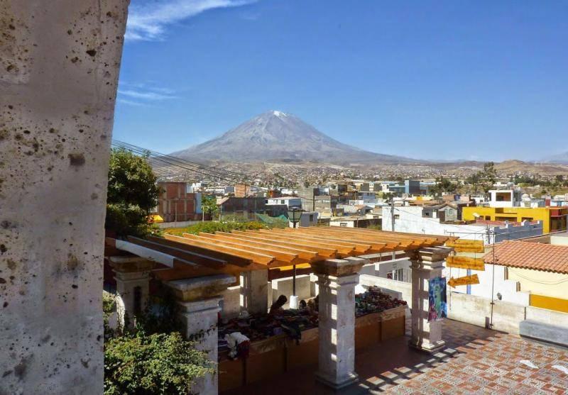 volcan Misti d'Arequipa