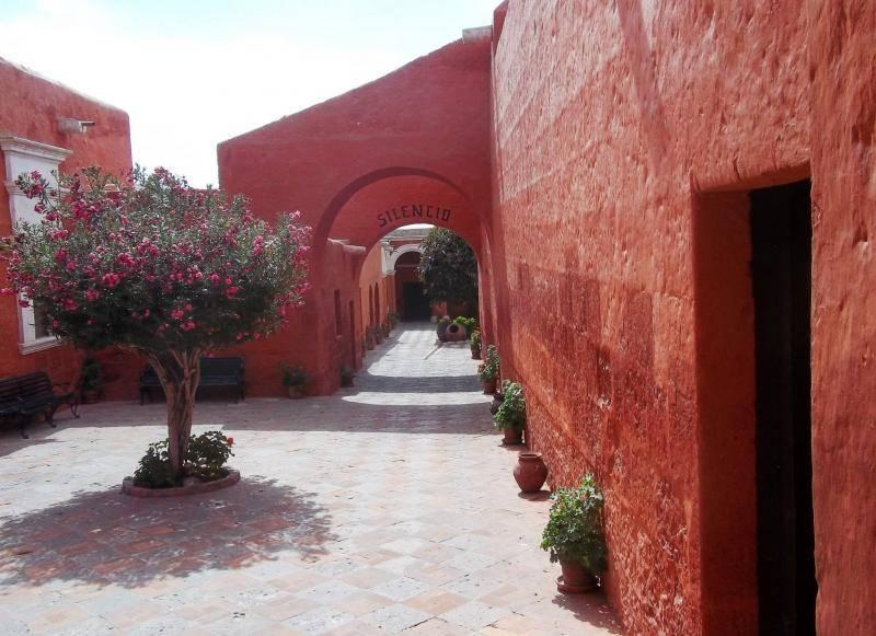 Monastère de Santa Catalina, Arequipa