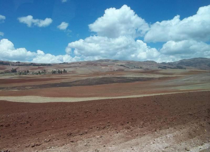 paysage de Cusco