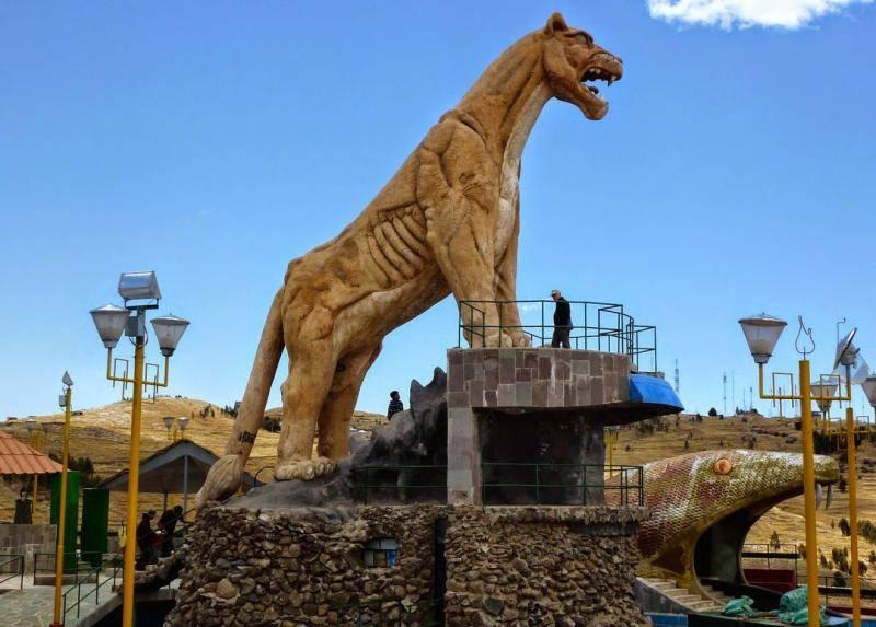 Puma du Puno