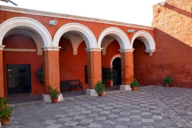 couvent de Santa Catalina à Arequipa