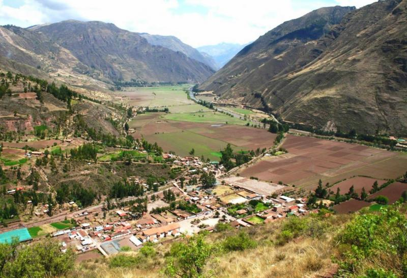 la vallée sacrée des incas