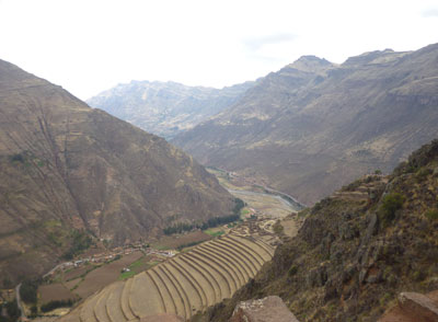 Découvrir la vallée sacrée des Incas