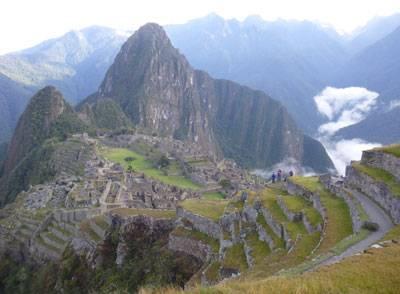 Circuit au Machu Picchu