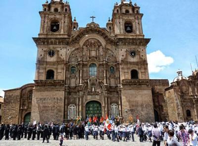 Visite de Cusco, capitale des incas