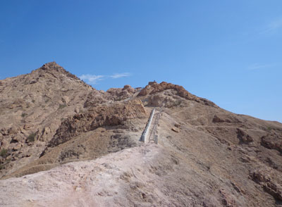 Visite du complexe archéologique de Huaca Rajada