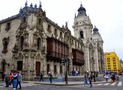 visite de Lima, capitale du Pérou