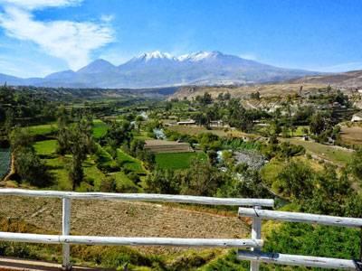 Découverte d'Arequipa