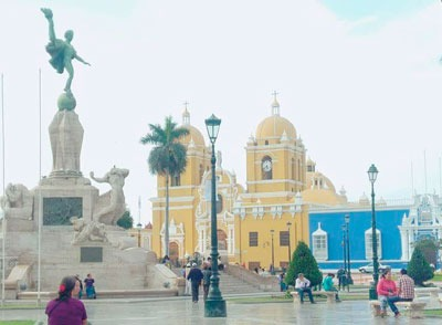 visite de Trujillo
